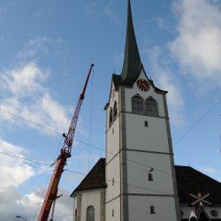Reformierte Kirche in Teufen
