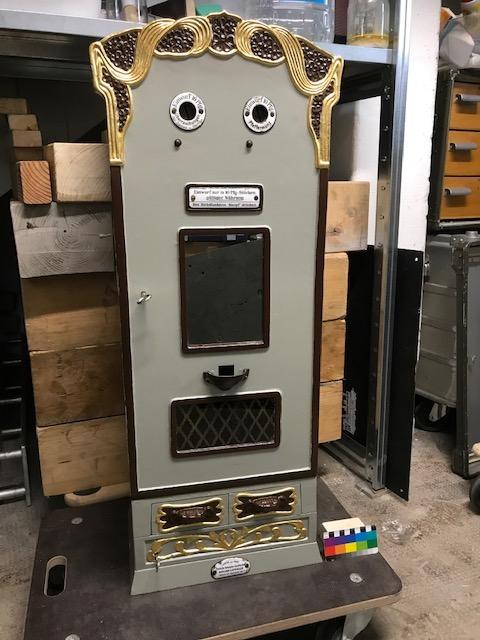 Bischof & Spenler-Schokoladenautomat